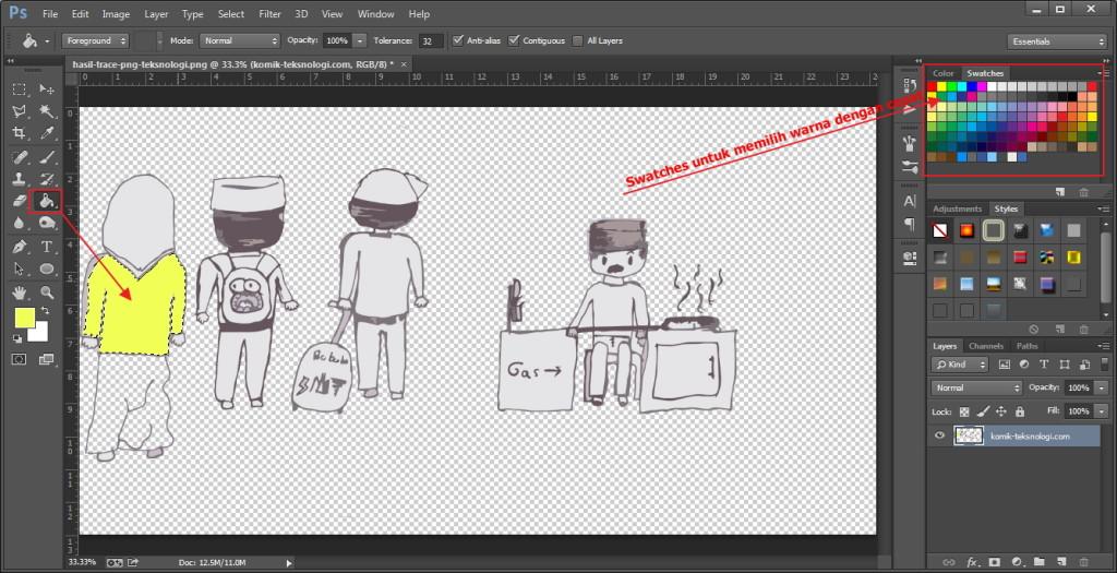 color-picker-swatches-photoshop-komik-teksnologi