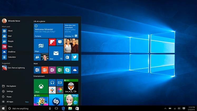 Cara Download File ISO Windows 10 Final dari Website Resmi Microsoft