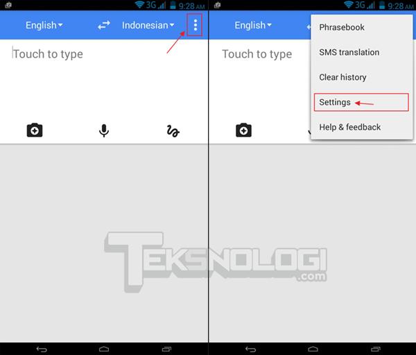 google-translate-settings-android