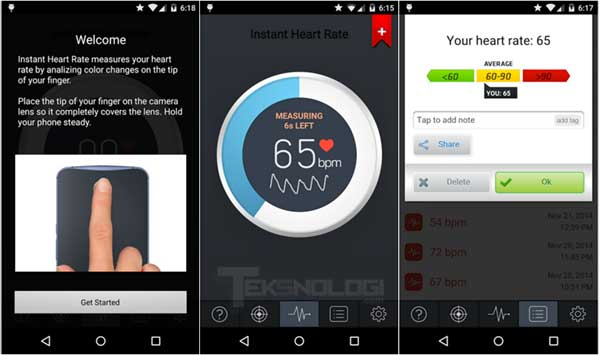 instant-heart-rate-android-app-interface