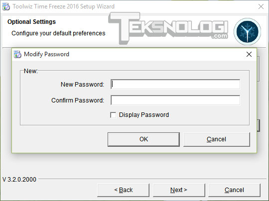 toolwiz-time-freeze-setup-wizard-password-protect