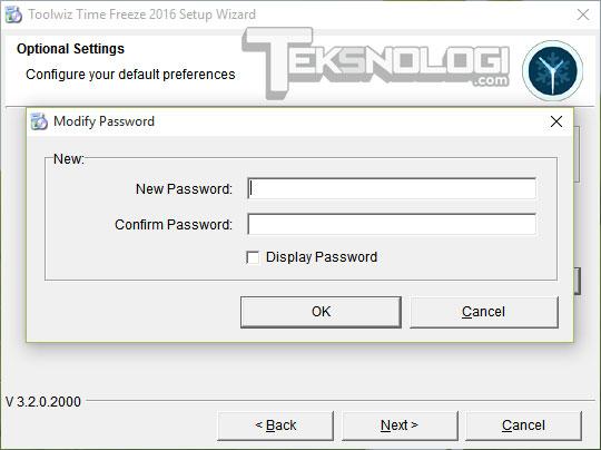 toolwiz-time-freeze-setup-wizard-password-protect
