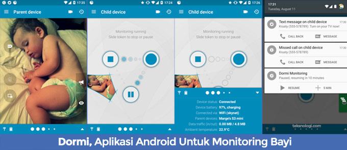 dormi-baby-monitoring-app