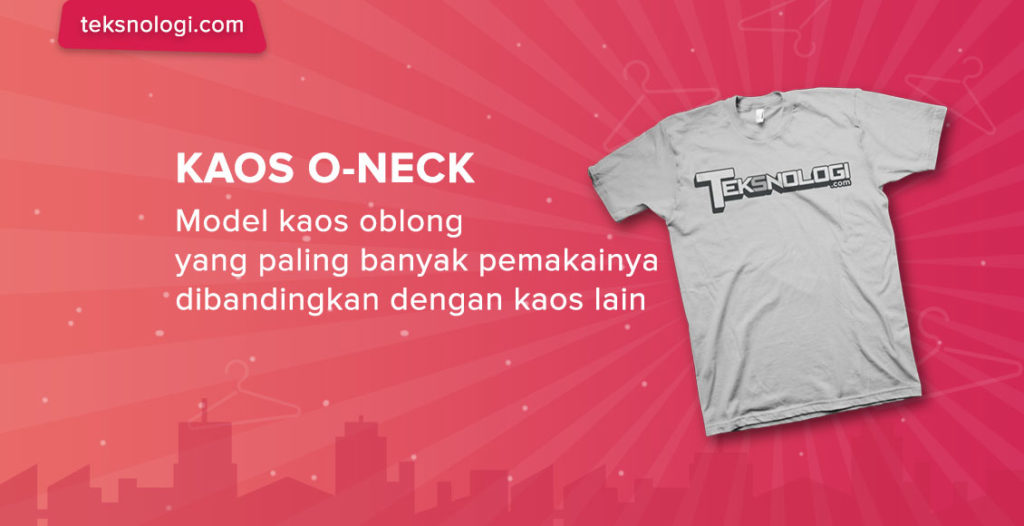 model-kaos-o-neck-shirt