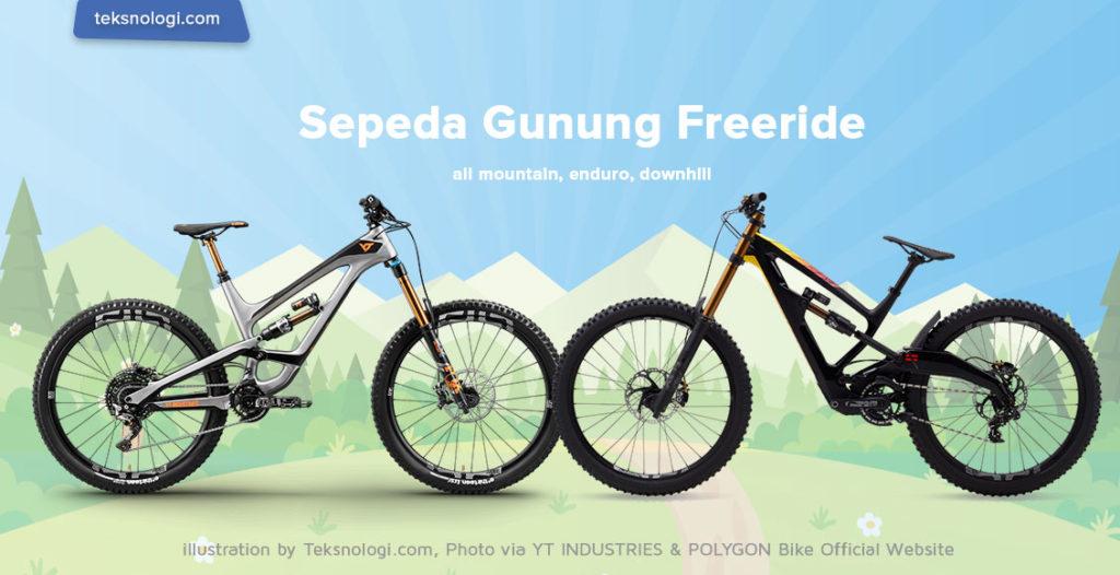 sepeda-gunung-freeride