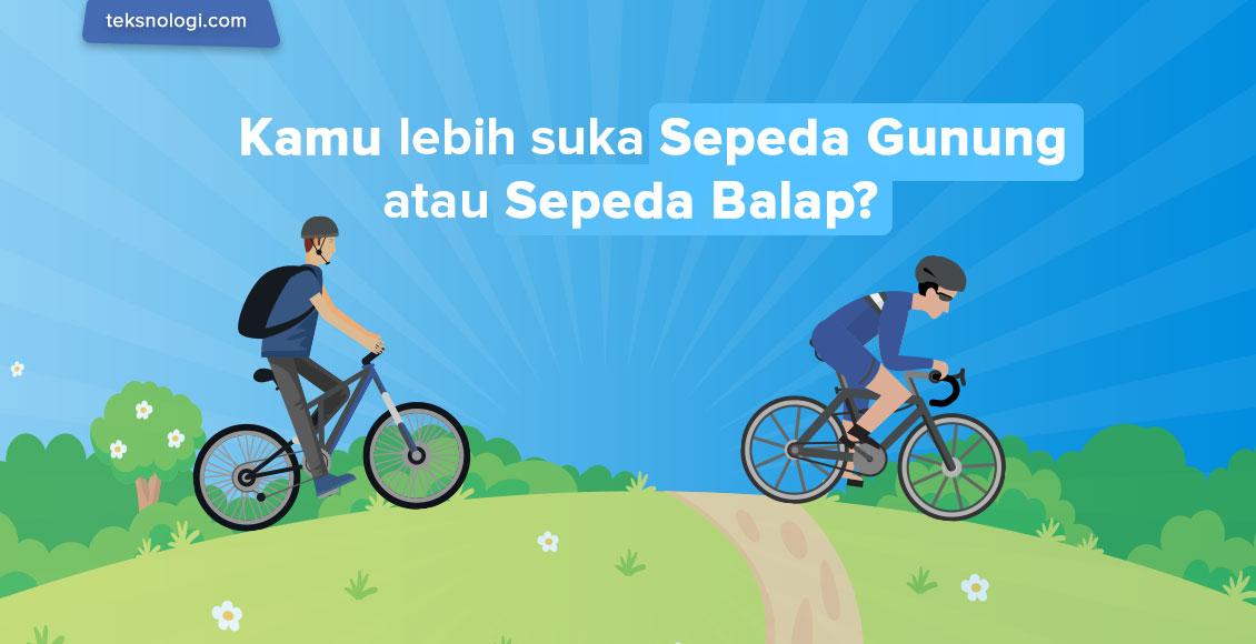 sepeda-gunung-vs-sepeda-balap