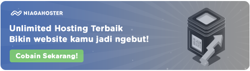Unlimited Hosting Terbaik Niagahoster
