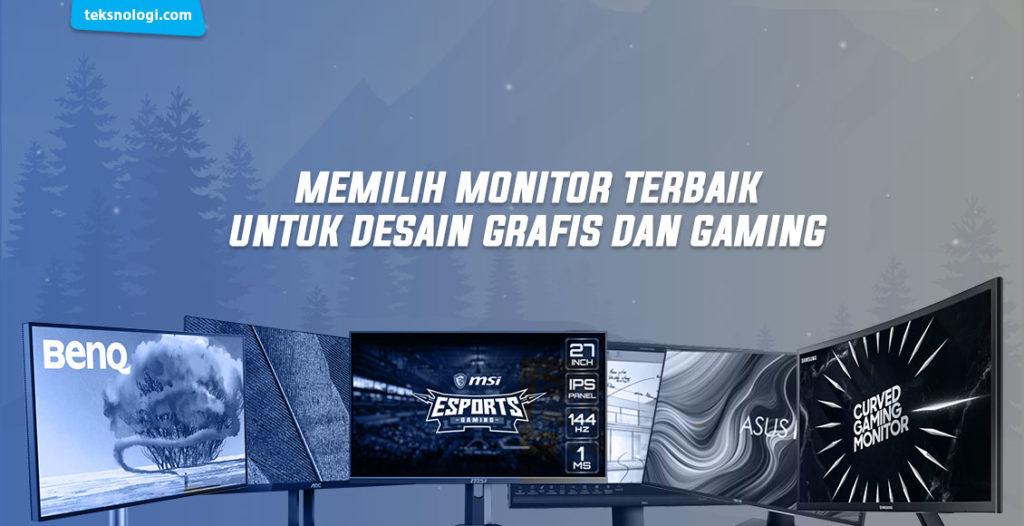 monitor-terbaik-untuk-desainer-grafis-dan-gaming
