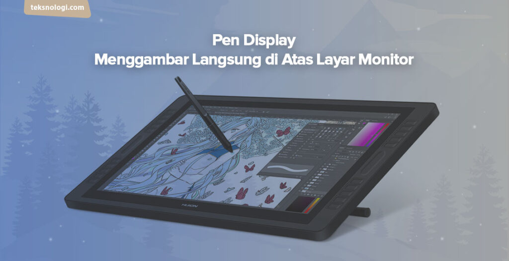 pen display tablet