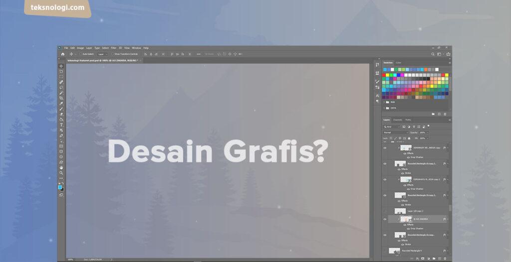 apa itu desain grafis