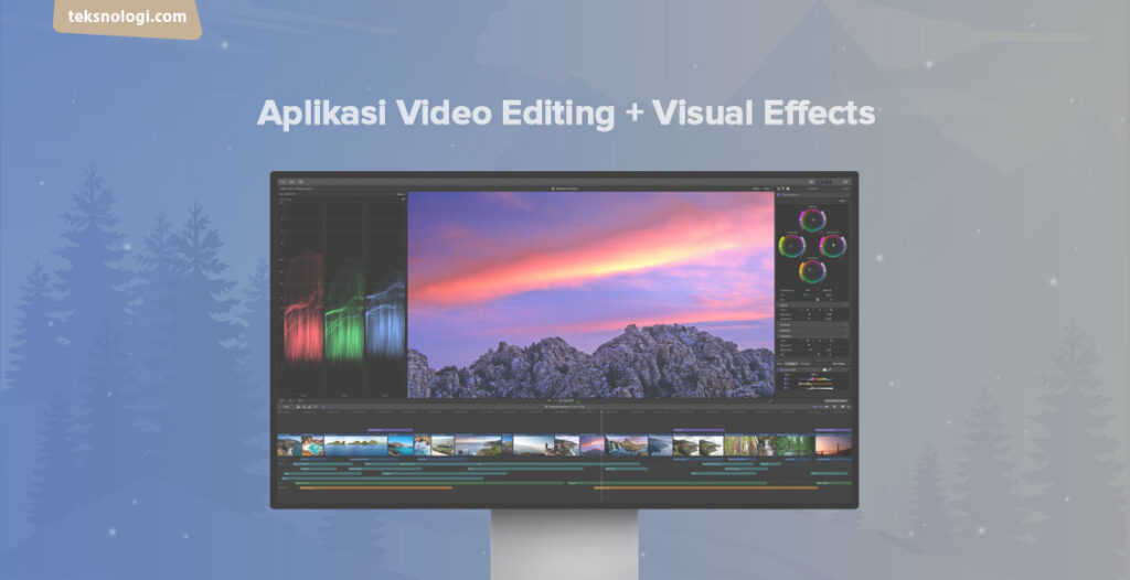 aplikasi video editing terbaik