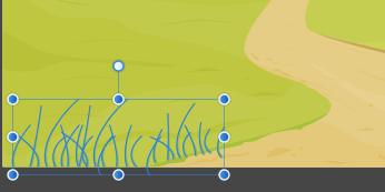 cara-membuat-vector-rumput-dengan-pen-tool-affinity-designer