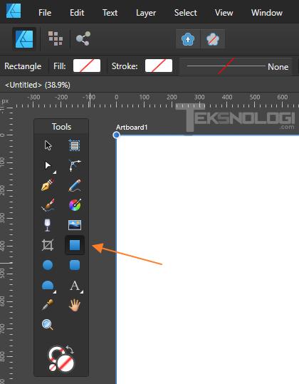 cara-menggunakan-rectangle-tool-affinity-designer