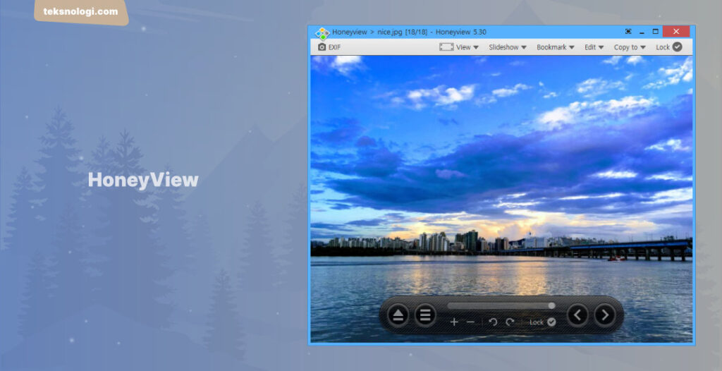 honeyview-image-viewer-terbaik
