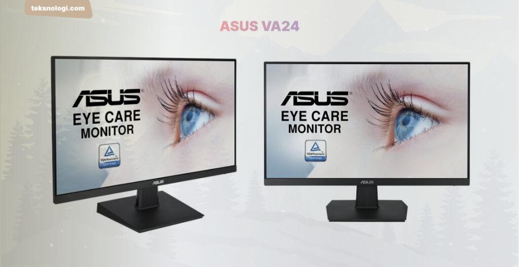 monitor ASUS VA24
