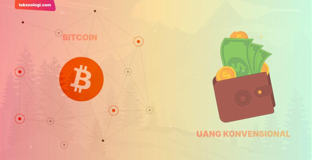 perbedaan-bitcoin-dengan-mata-uang-konvensional