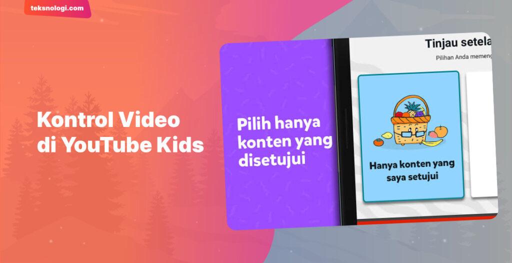bisa kontrol video youtube