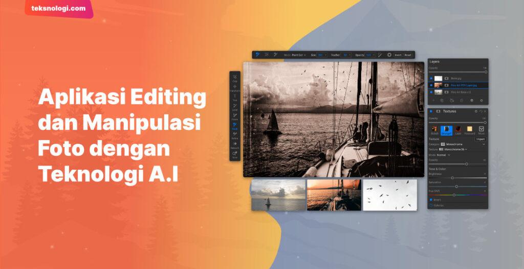 Aplikasi Editing dan Manipulasi Foto Terbaik 2021 Untuk PC ...