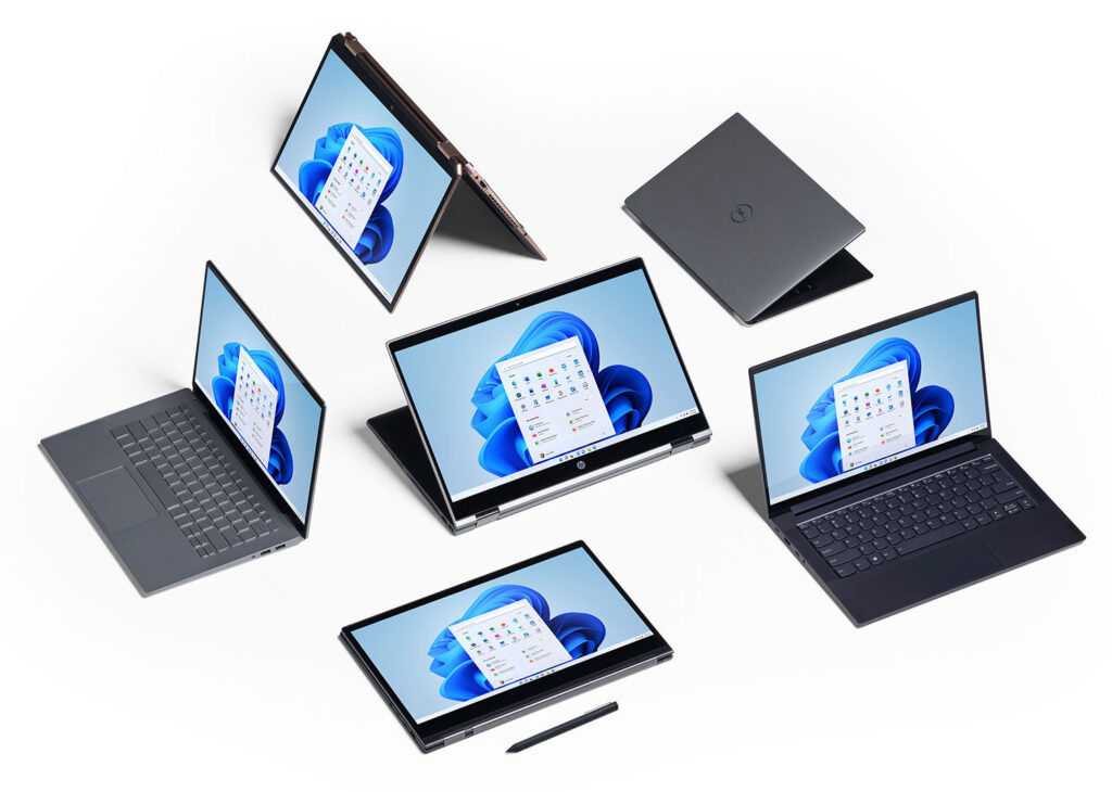laptop yang support windows 11