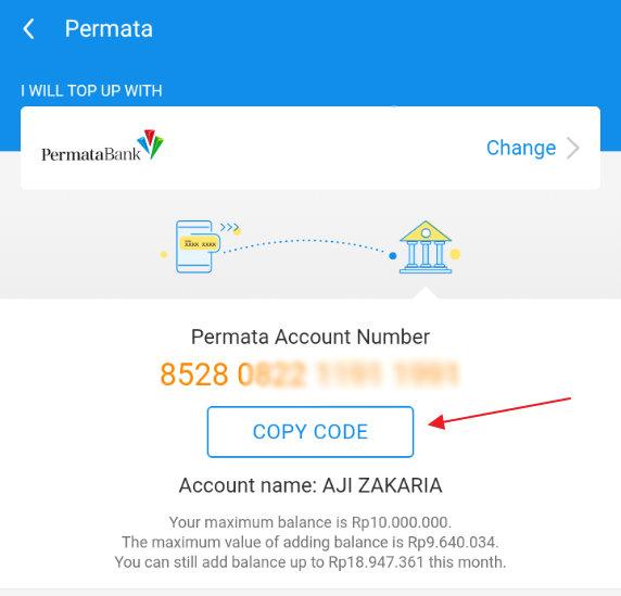 nomor-rekening-virtual-account-bank-permata-aplikasi-dana