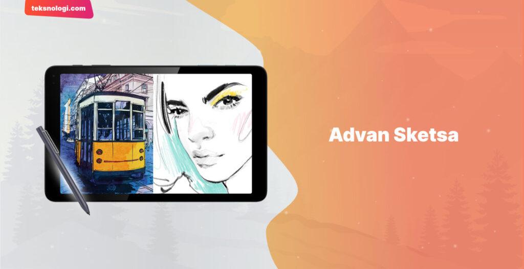 tablet-gambar-advan-sketsa