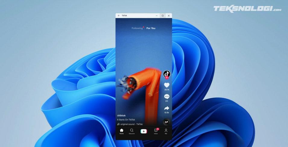 aplikasi android windows 11