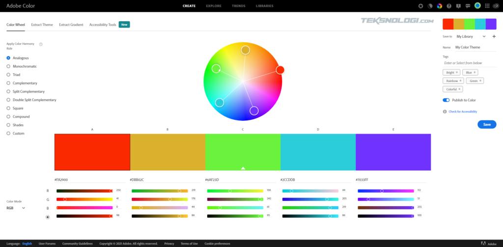 adobe-color-website-penyedia-color-palette-gradient