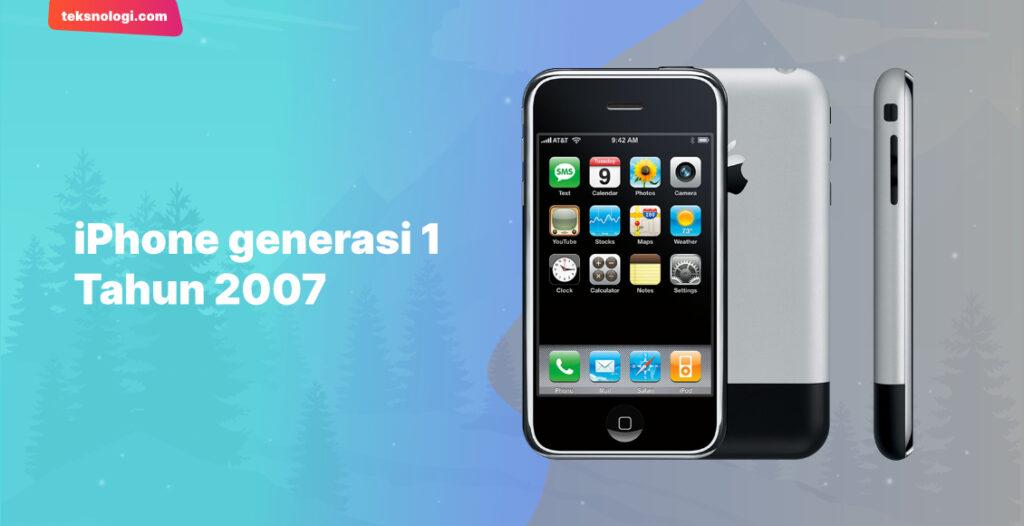 iphone-2007-generasi-pertama
