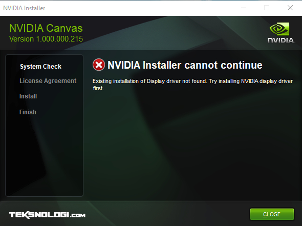 nvidia-installer-cannot-countinue