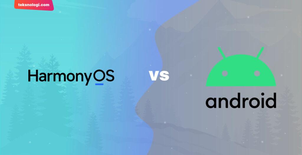 harmony-os-vs-android