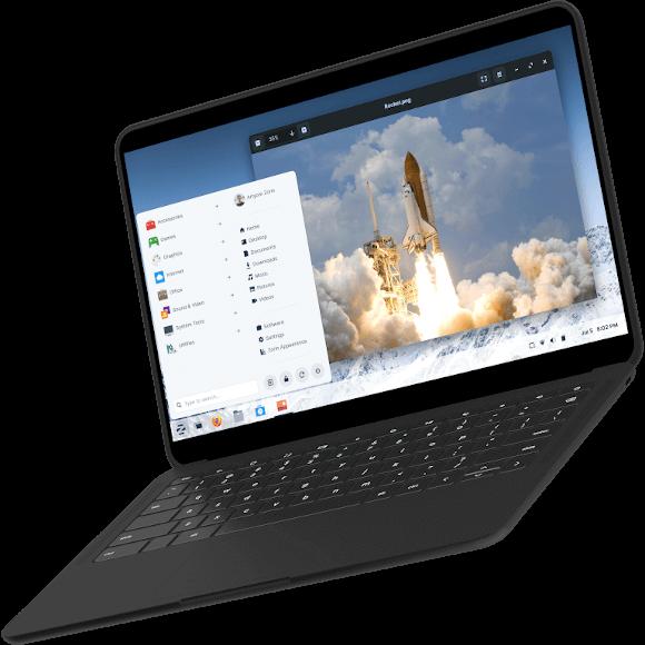 laptop linux zorin os